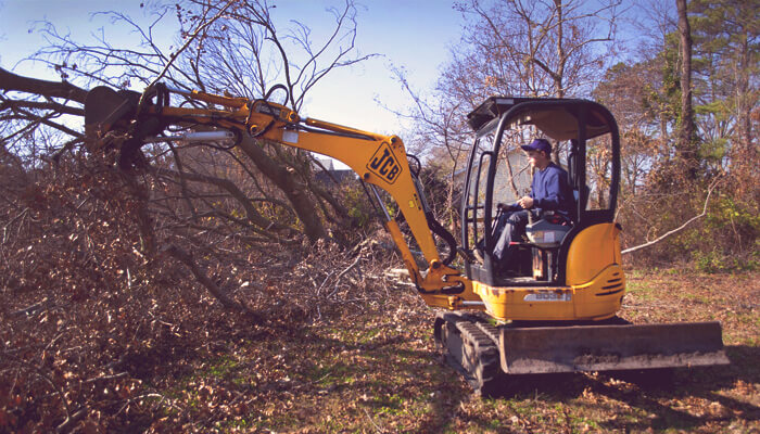 how much does it cost to rent a mini excavator